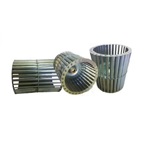 فن کویل - قیمت فن کویل سقفی زمینی کاستی دیواریالکتروموتور در فن کویل معمولا از نوع سه یا چهار دور انتخاب می شوند که بصورت  تک و یا دو شفت هستند و بصورت مستقیم به موتور توسط شفت متصل می گردند.